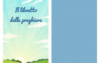 LIBRETTO PREGHIERE CATECHISMO