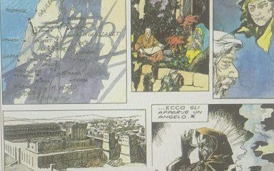 Vangelo a fumetti per i ragazzi della cresima