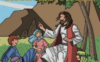 La Mia Prima Bibbia Illustrata – pdf di 194 pagine – PER I BAMBINI DEL CATECHISMO