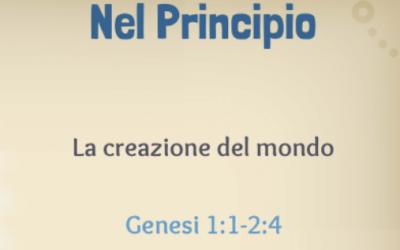 VIDEO LA CREAZIONE CATECHISMO CON VERONICA