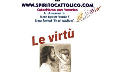 Le virtù teologali e cardinali pdf da 21 pagine – a cura di Veronica Niola