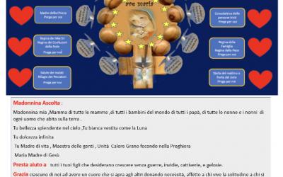 Lavoretto sulla Madonna  – a cura di Anna Tarelli