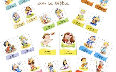 GIOCO CARTE BIBBIA IN PDF