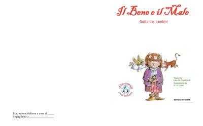 IL BENE E IL MALE SCHEDE IN PDF