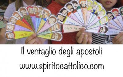 Il ventaglio degli apostoli