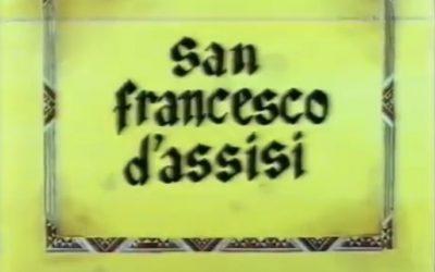 La vita di San Francesco a cura di grafica pastorale