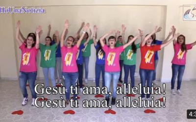 """""""Ho una notizia"""" – Flash mob XXXVIII Convocazione RnS con Papa Francesco"""
