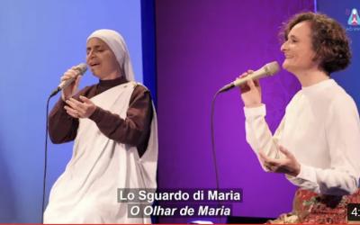 La Voce di MARIA (Roberta Torresi e Paolo Bisonni) / A Voz de MARIA