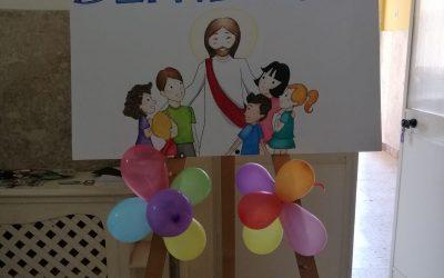IDEE DI BENVENUTO – foto da una catechista Vincenza Allegra e il suo Benvenuto! (accoglienza -Primo incontro)
