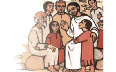 Itinerario di iniziazione cristiana – guida dei catechisti 1° anno – PDF da 44 pagine – Diocesi di crema