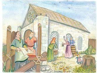 Storie per bambini Pietre vive della Chiesa CATERACCONTO